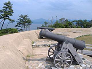 松ケ瀬台場遺跡