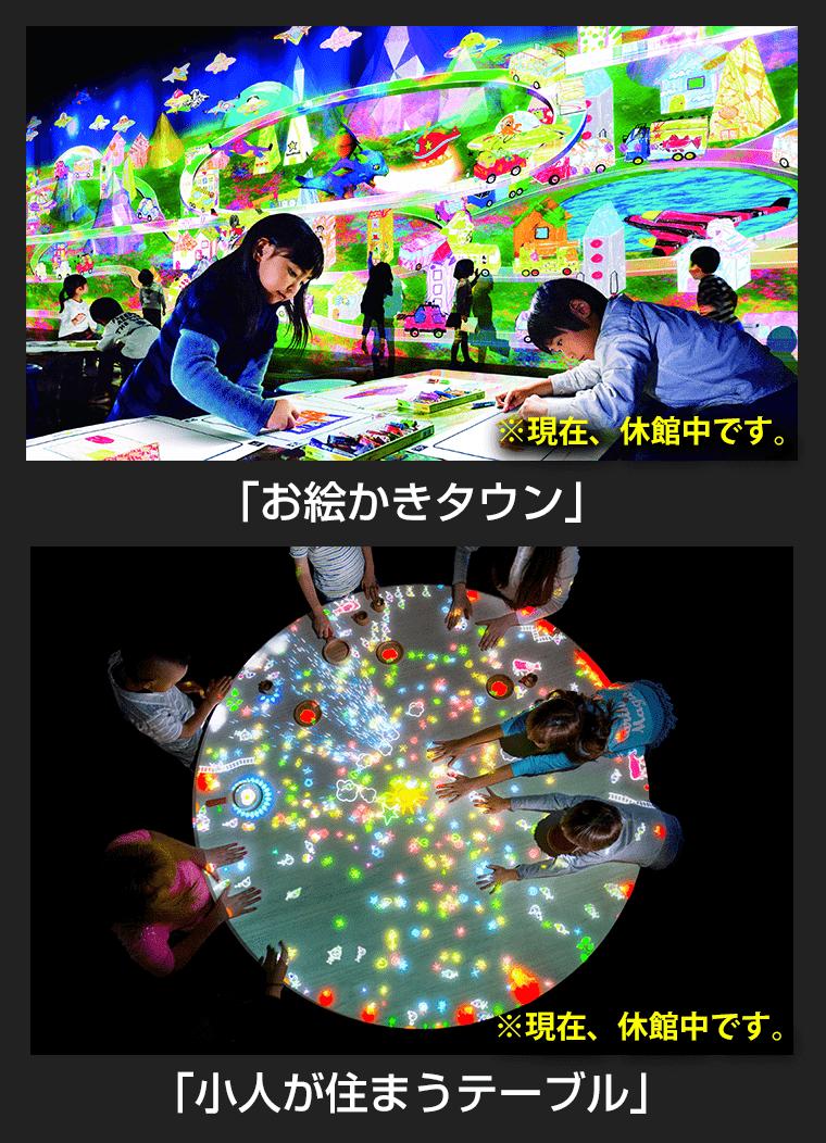 映像体験施設
