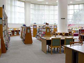 おおい町立大飯図書館