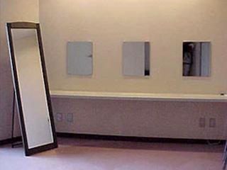 スタッフルーム(控室)
